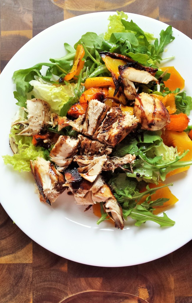 balsamic chicken salad