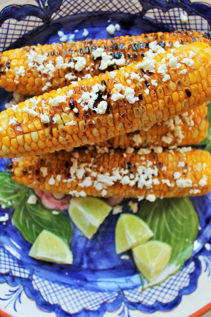 mexican style corn